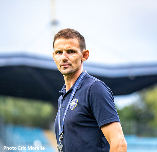 Philippe Caloni - Manager sportif OMR-LM